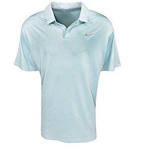 Nike Dry Men's Control Stripe Golf Polo Short XXL